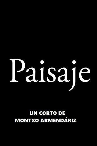 Paisaje Poster