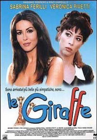 Le giraffe Poster