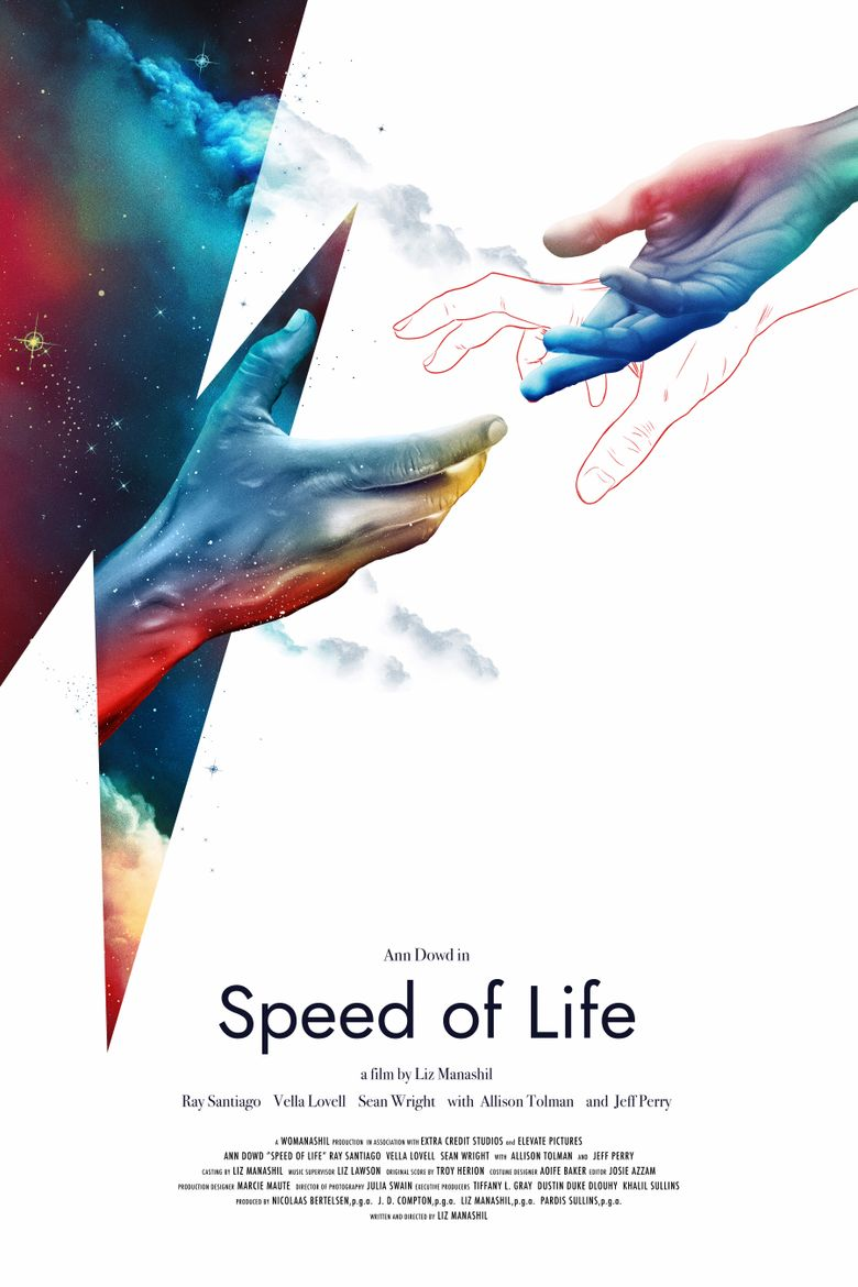 Speed of Life Poster
