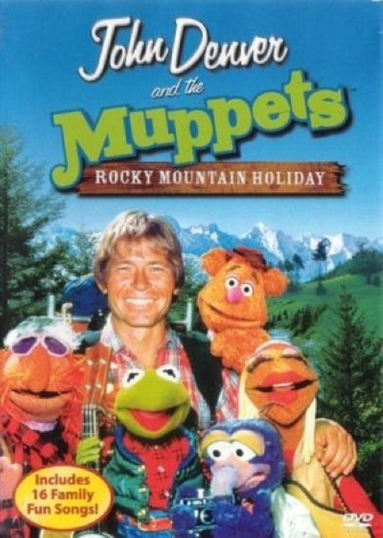Rocky Mountain Holiday with John Denver and the Muppets Poster