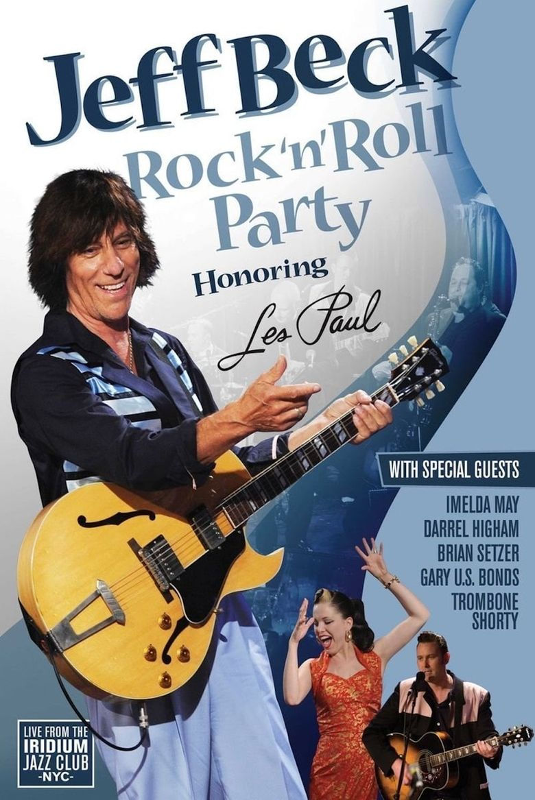 Jeff Beck - Rock & Roll Party: Honoring Les Paul Poster