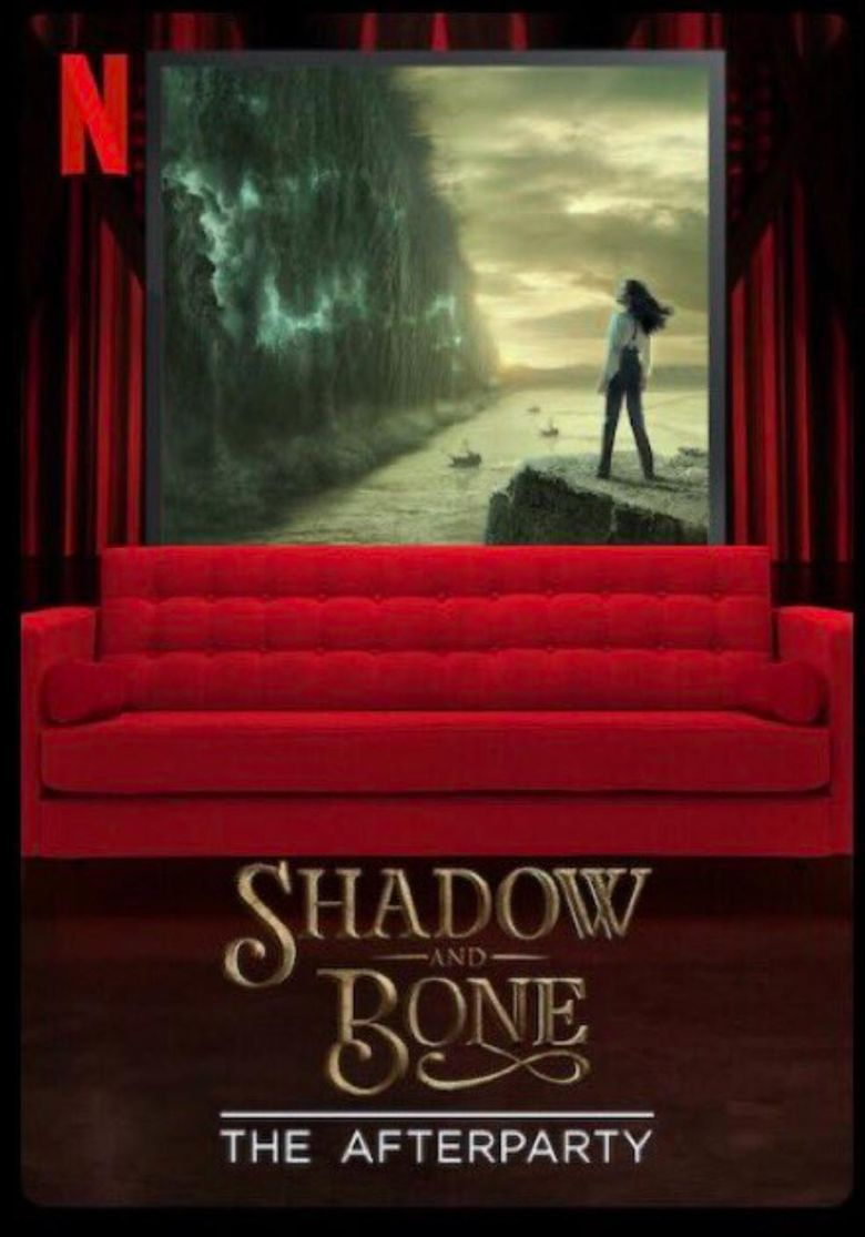 Shadow and Bone - The Afterparty Poster