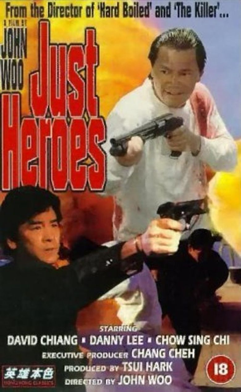 Just Heroes Poster