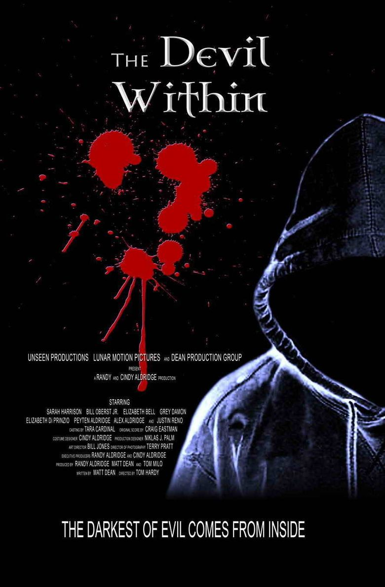 The Devil Within Poster