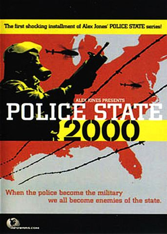 Police State 2000 Poster
