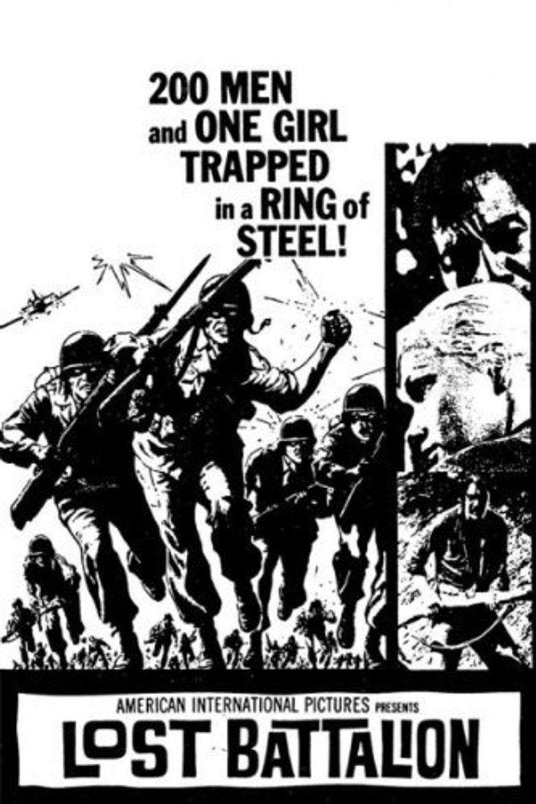 Lost Battalion Poster