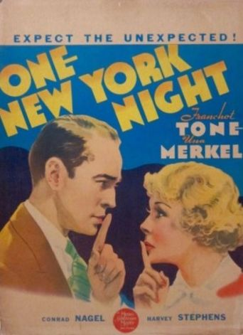 One New York Night Poster
