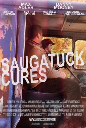 Saugatuck Cures Poster