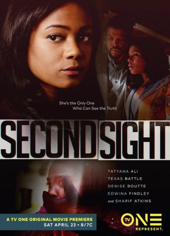 Second Sight Poster