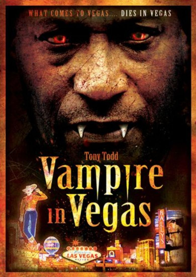 Vampire In Vegas Poster