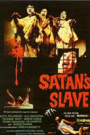 Satan's Slave Poster