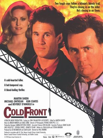 Cold Front Poster
