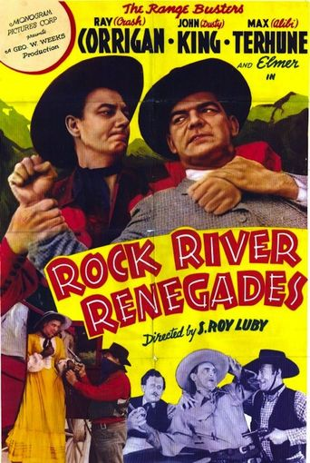 Rock River Renegades Poster