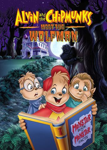 Watch Alvin and the Chipmunks Meet the Wolfman