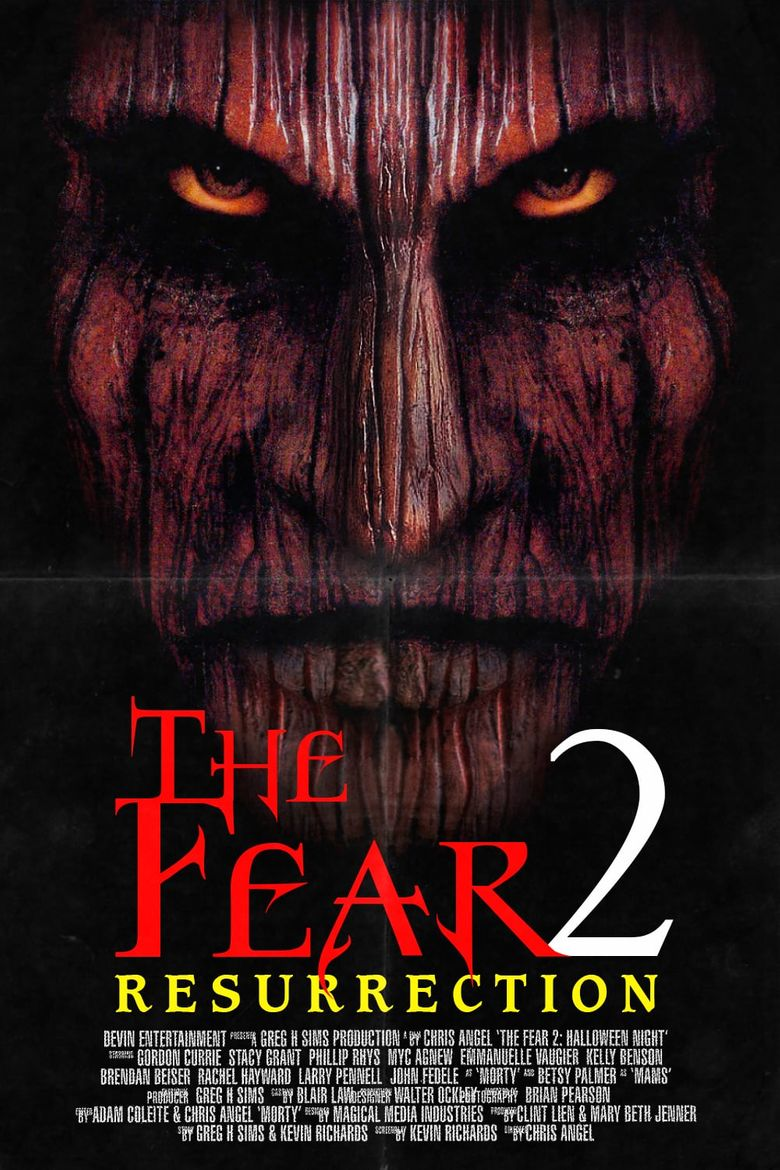 The Fear: Resurrection Poster