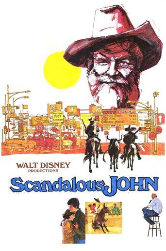 Scandalous John Poster