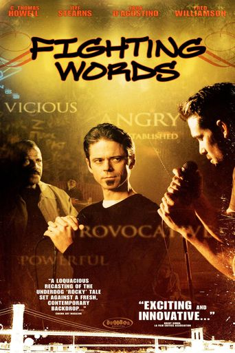 Fighting Words Poster