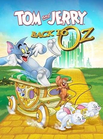 Tom & Jerry: Back to Oz Poster