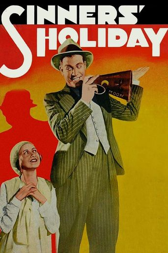 Sinners' Holiday Poster