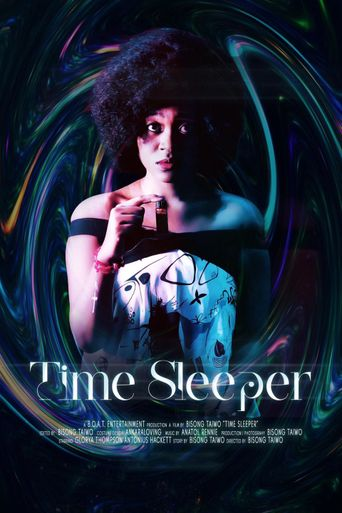 Time Sleeper Poster