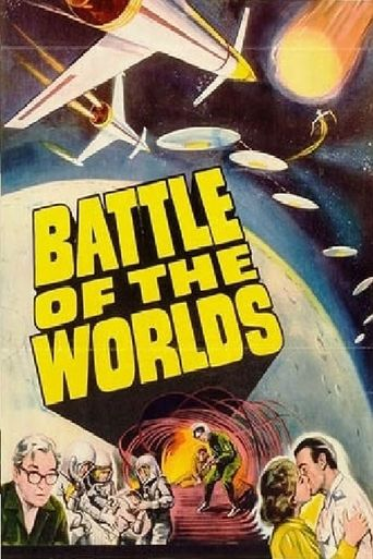 Battle of the Worlds Poster