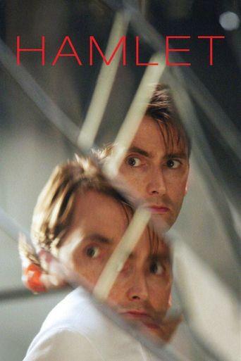 RSC Live: Hamlet Poster