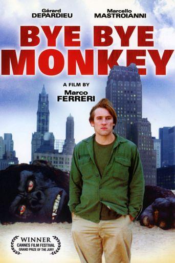 Bye Bye Monkey Poster