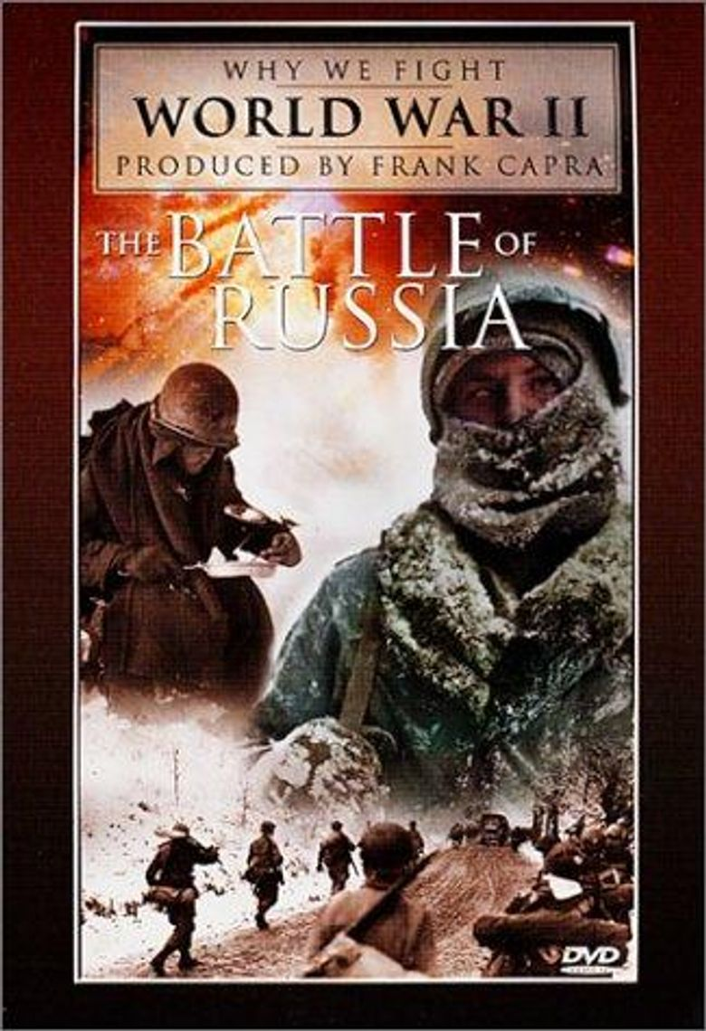 Why We Fight: The Battle of Russia Poster