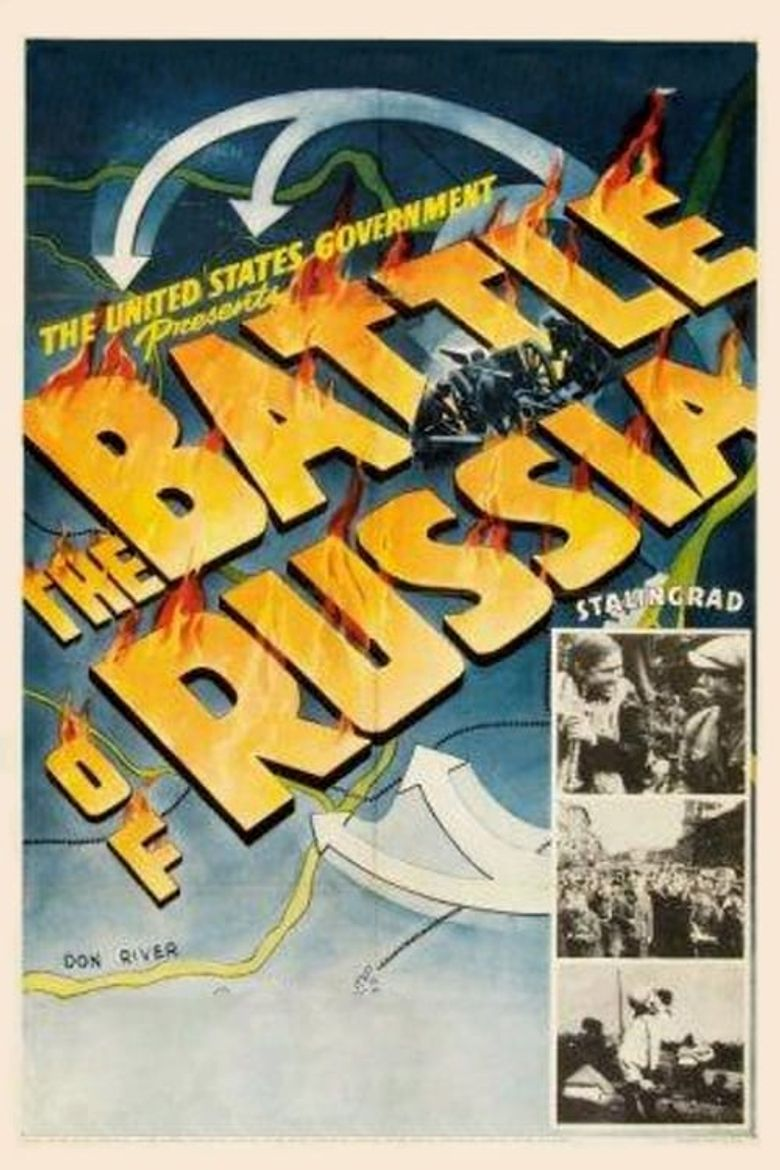 Watch Why We Fight: The Battle of Russia