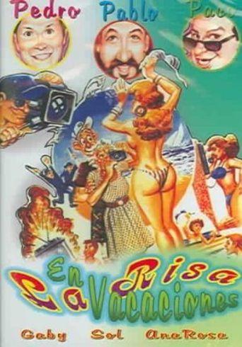 La risa en vacaciones Poster