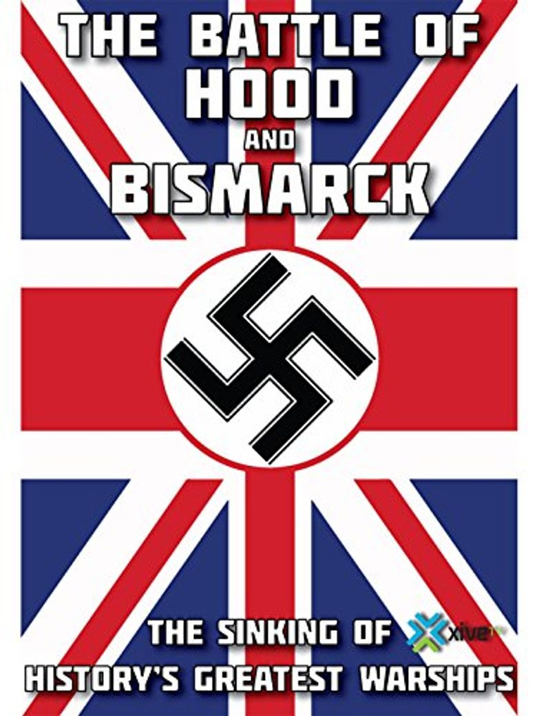 The Battle of Hood and Bismarck Poster