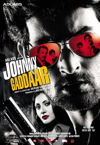 Johnny Gaddaar Poster