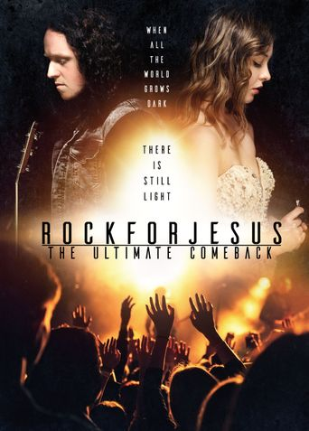 Rock For Jesus: The Ultimate Comeback Poster
