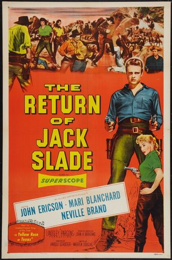 The Return of Jack Slade Poster