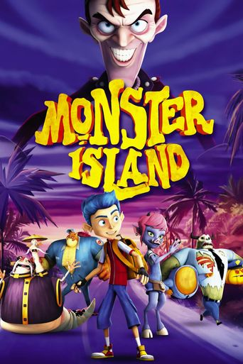 Watch Monster Island