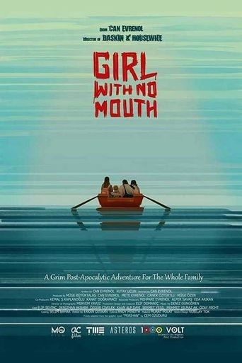 Girl with No Mouth Poster