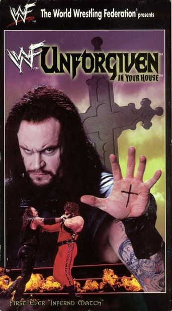 WWE Unforgiven: In Your House Poster