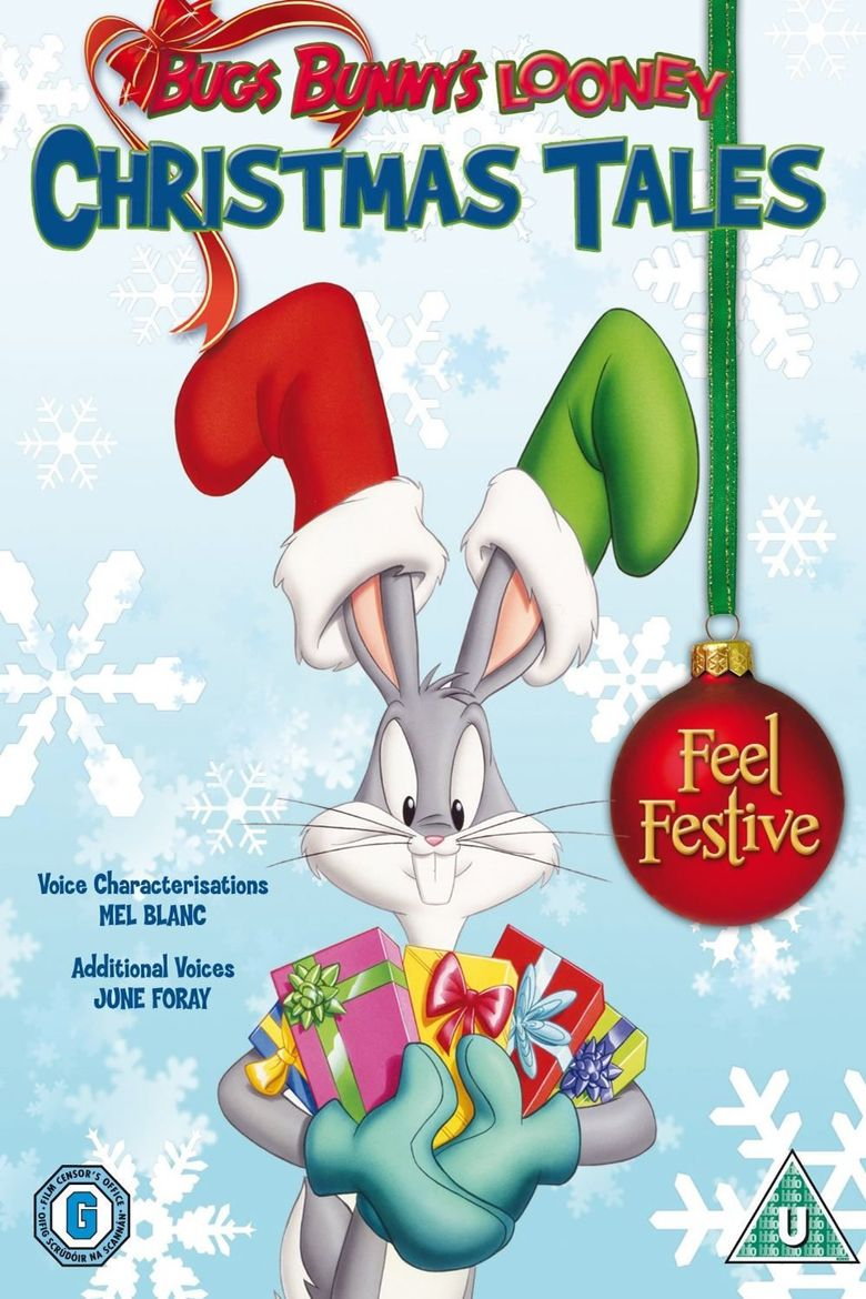 Bugs Bunny's Looney Christmas Tales Poster