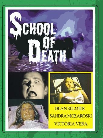 School Of Death Poster