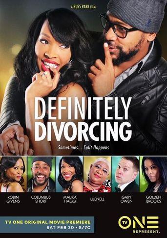 Definitely Divorcing Poster