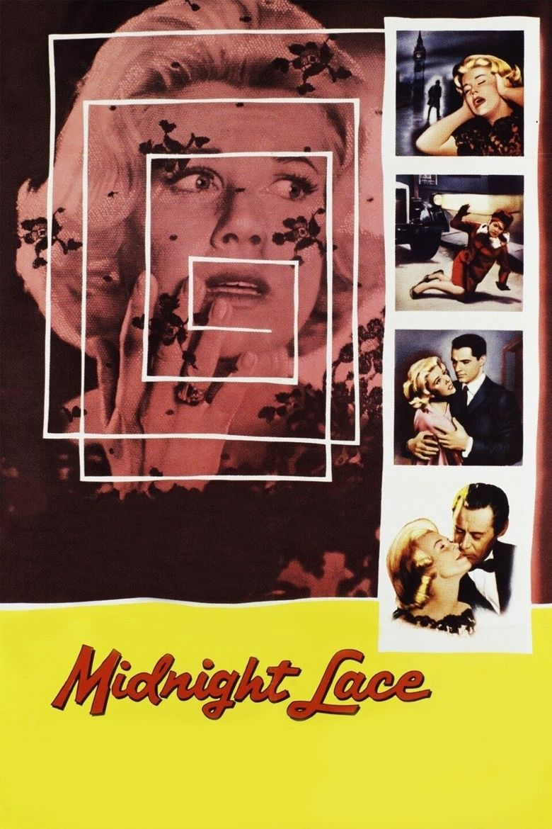 Midnight Lace Poster