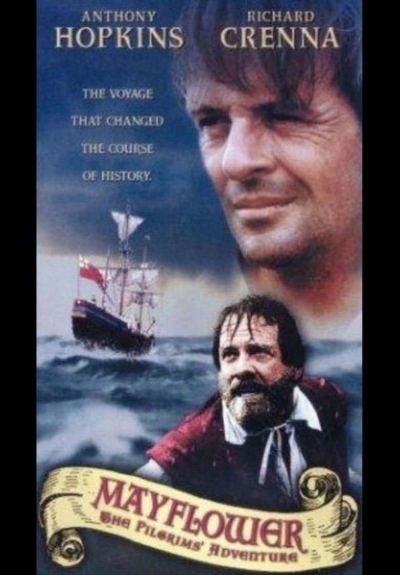 Mayflower: The Pilgrims' Adventure Poster
