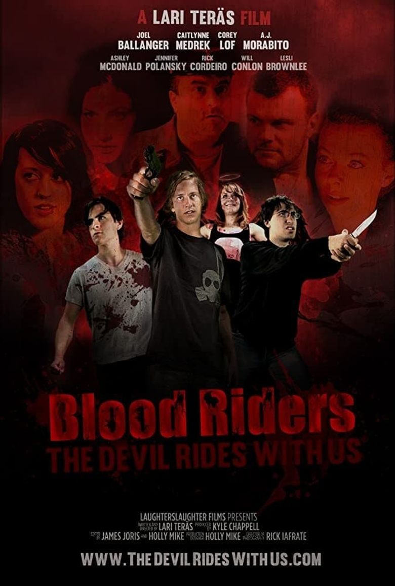 Blood Riders: The Devil Rides with Us Poster