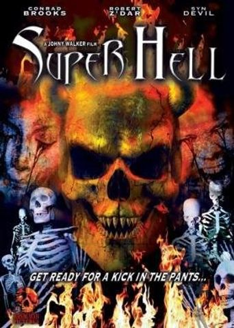 Super Hell Poster