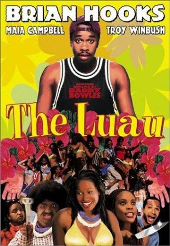 The Luau Poster