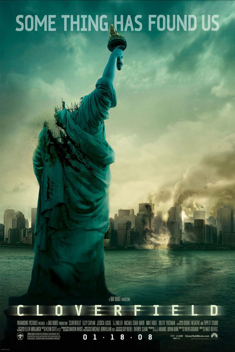 Cloverfield (2008) - Watch on Netflix, Epix, and Streaming