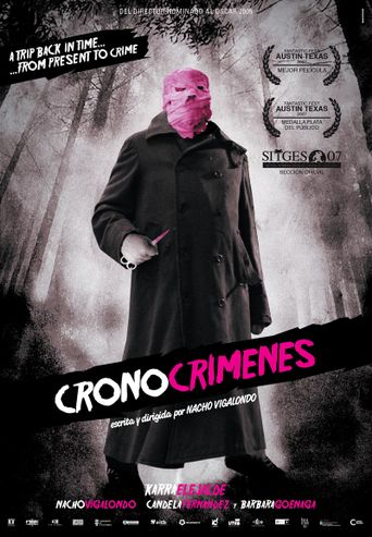 Timecrimes Poster