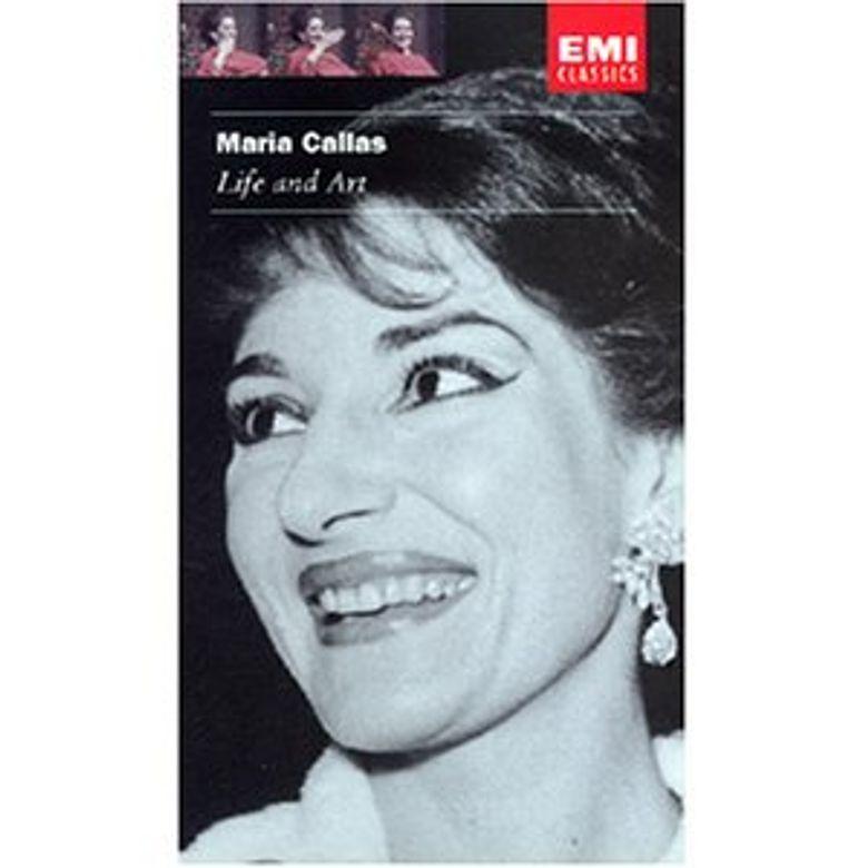 Maria Callas: Life & Art Poster