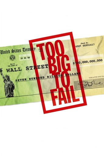 Too Big to Fail Poster
