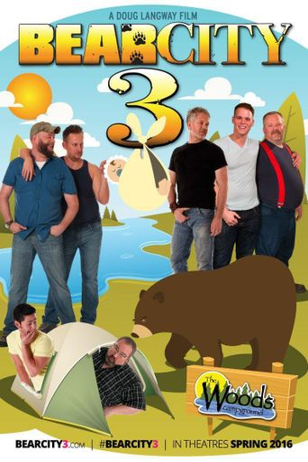 BearCity 3 Poster